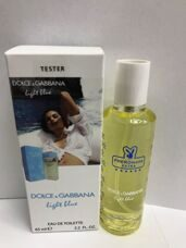 Мини-тестер D&G Light Blue Woman, 65ml
