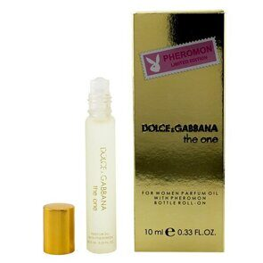 "Масляные духи с феромонами Dolce & Gabbana ""The One for women"" 10 ml"